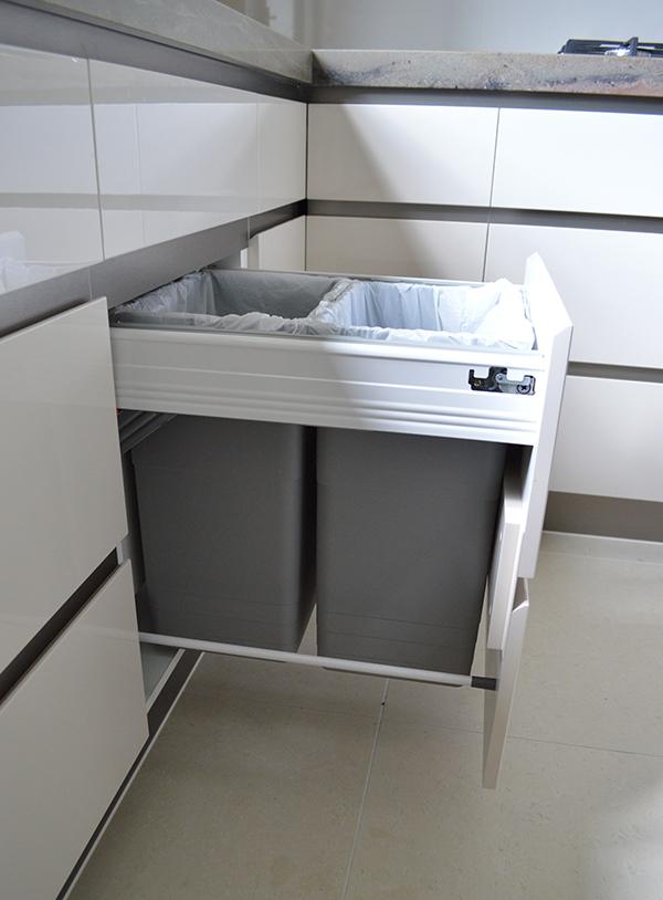 macleay kitchen rubbish bin drawer grasshopper
